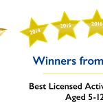 La Jolie Ronde wins Best National Activity again